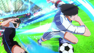 Трейлер аркадного футбольного симулятора Captain Tsubasa Rise of New Champions