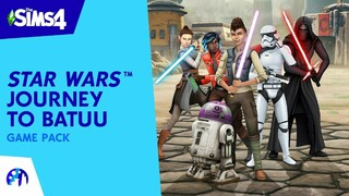 The Sims 4 получит дополнение, посвященное тематике Звездных войн