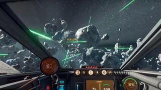 Немного геймплея Star Wars Squadrons с Gamescom 2020