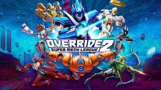 Анонсирован экшен про роботов Override 2 Super Mech League