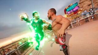 Трейлер WWE 2K Battlegrounds с комментариями рестлера Джерри The King Лоулера