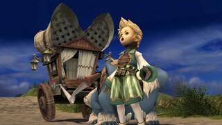 Вышел ремастер Final Fantasy Crystal Chronicles с поддержкой онлайн-мультиплеера