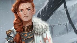Авторы MMORPG Pantheon Rise of the Fallen показали стартовую локацию, редактор, скалолазание и боевую систему