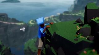 Lonely Mountains Downhill  официальный трейлер острова Эльджфолл