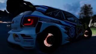 Свежий геймплейный ролик гоночного симулятора WRC 9