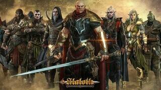 Трейлер с игровым процессом изометрической ARPG Alaloth  Champions of The Four Kingdoms