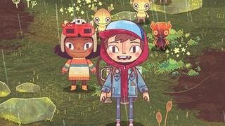 9 минут геймплея приключенческой игры про таинственный скрытый мир The Wild at Heart