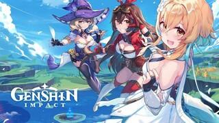 Genshin Impact  История разработки, планы на будущее и дата выхода на PS4