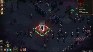 Создатели фэнтезийной тактической RPG The Last Spell показали новый геймплей