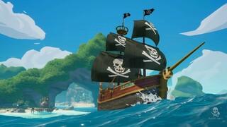 Трейлер королевской битвы Blazing Sails с пиратами в главной роли