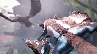 Создатели AWAY The Survival Series показали, каково это быть сахарной сумчатой летягой