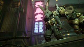 Заяц-солдат с механическим кулаком в новой порции геймплея метроидвании F.I.S.T. Forged In Shadow Torch