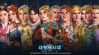 Закрытое бета-тестирование MMORPG Uncharted Waters Origin пройдет в 2020 году