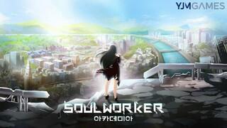 Анонсирована мобильная MMORPG Soul Worker Academia