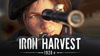 Состоялся релиз стратегии про альтернативную историю Iron Harvest