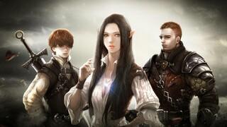 Состоялся анонс Dragon Raja Origin  новой мобильной MMORPG по мотивам корейского романа