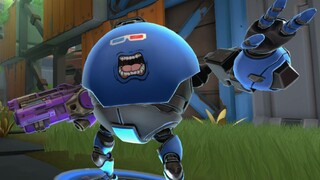 Шутер от киберспортсмена Diabotical вышел в Epic Games Store