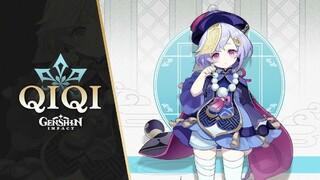 Бессмертная Ци Ци в новом трейлере Genshin Impact