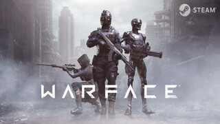 Русскоязычную версию Warface можно будет скачать через Steam