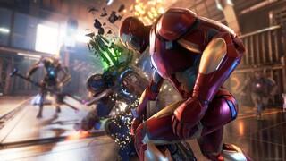 Состоялся релиз экшена про Мстителей Marvels Avengers