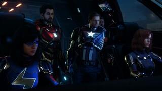 Обзор Marvels Avengers  Мы ведь Мстители, не Предотвратители