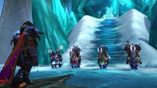 Рыцаря смерти или Охотника на демонов лучше создать до выхода WoW Shadowlands