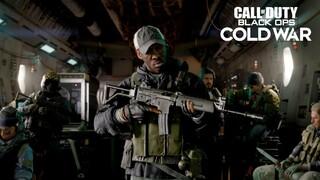 Трейлер и геймплей мультиплеера Call of Duty Black Ops Cold War