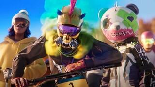 Ubisoft анонсировала многопользовательскую спортивную игру Riders Republic