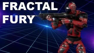 Fractal Fury  Российский разработчик в одиночку создает шутер со стратегической расчлененкой