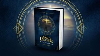 Розыгрыш 5 книг League of Legends. Мир Рунтерры. Официальный путеводитель