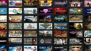 Стоимость всех игр Steam перевалила за 500 тысяч долларов