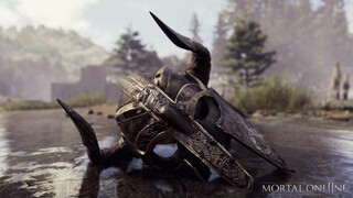 Подборка геймплея MMORPG Mortal Online 2 с альфы