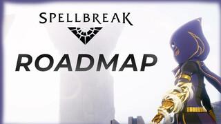 Дорожная карта Spellbreak  сюжетные главы, командный режим 9 на 9, гильдии и другое