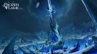 Frozen Flame  Фэнтезийный симулятор выживания с элементами Action RPG вступил в стадию ЗБТ