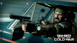 Погони и перестрелки в новом геймплейном ролике Call of Duty Black Ops Cold War