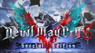 Devil May Cry 5 получит специальное издание с новым контентом