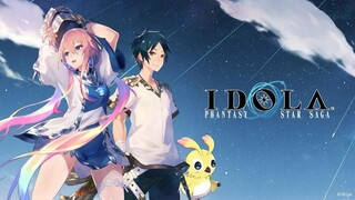 На мобильных устройствах вышла пошаговая ролевая игра Idola Phantasy Star Saga