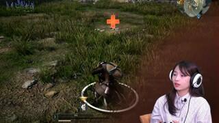 Нуб пытается уничтожить Короля Волков в PC-версии Bless Unleashed
