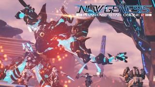 Новый геймплей MMORPG Phantasy Star Online 2 New Genesis покажут на этой неделе