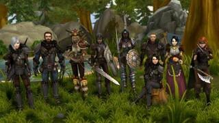 VR MMORPG Ilysia была успешно профинансирована на Kickstarter