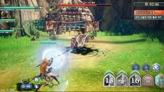 Первый геймплей MMORPG Gran Saga от игроков c ЗБТ