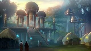 The Wagadu Chronicles  MMORPG в сеттинге афрофэнтези вышла на Kickstarter