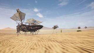 Новый ходок в Last Oasis позволяет перевозить другой транспорт