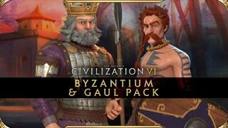 DLC Византия и Галлия для Civilization VI добавило новую империю, цивилизацию, режим и карту