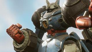 Анонсирована кооперативная Action RPG про роботов Megaton Musashi