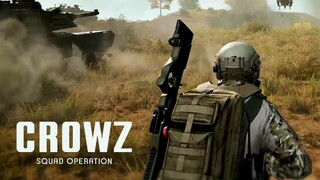 CROWZ  Анонс шутера для PC от разработчика Sudden Attack