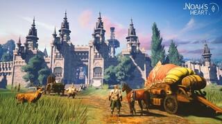 Авторы мобильной MMORPG Noahs Heart опубликовали новый ролик