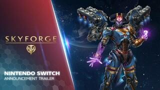 Skyforge посетит гибридную консоль Nintendo Switch