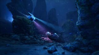 Трейлер мультиплеера подводного экшена Aquanox Deep Descent