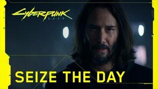 Опубликован рекламный ролик Cyberpunk 2077 с Киану Ривзом под трек Bad Guy от Билли Айлиш